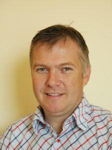 Claudius Huber, Geschäftsführer instandhaltungen.ch